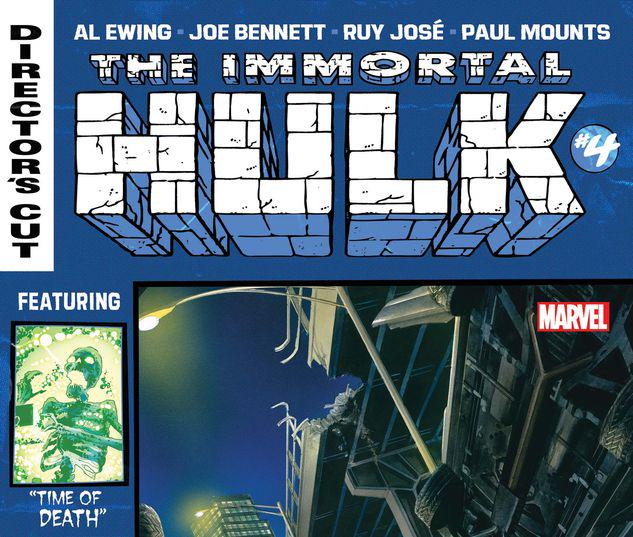 Immortal Hulk Director's Cut #4