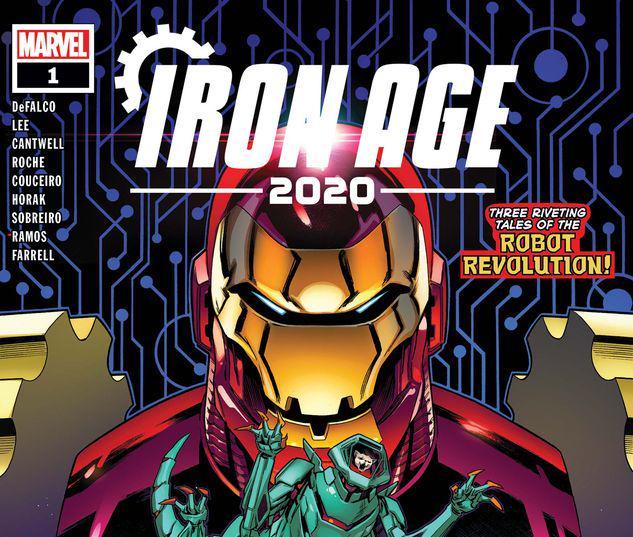 2020 IRON AGE 1 #1