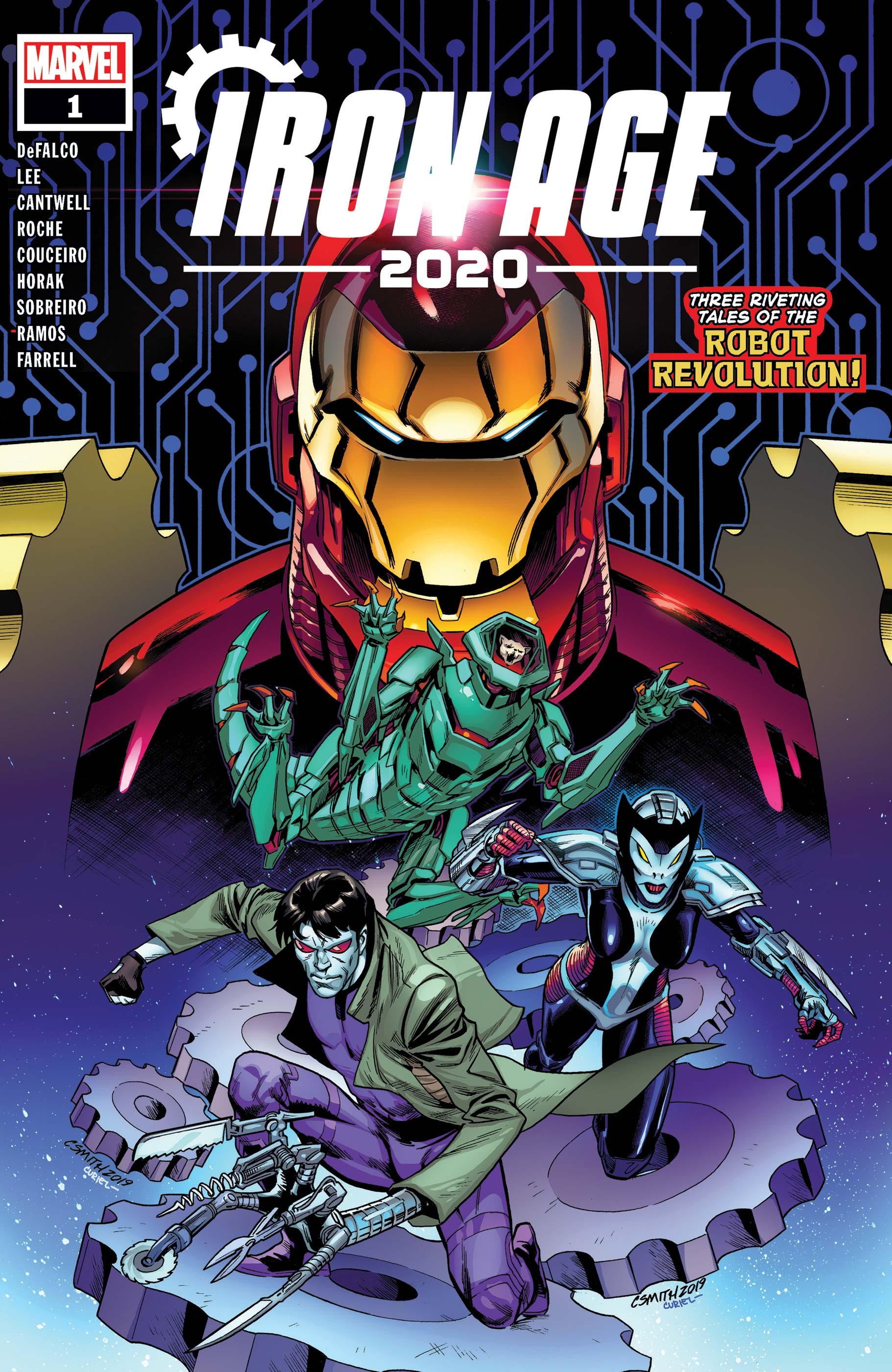 2020 Iron Age (2020) #1