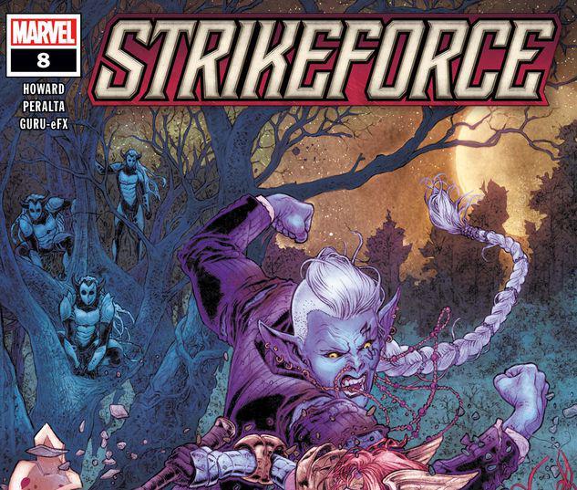 Strikeforce #8