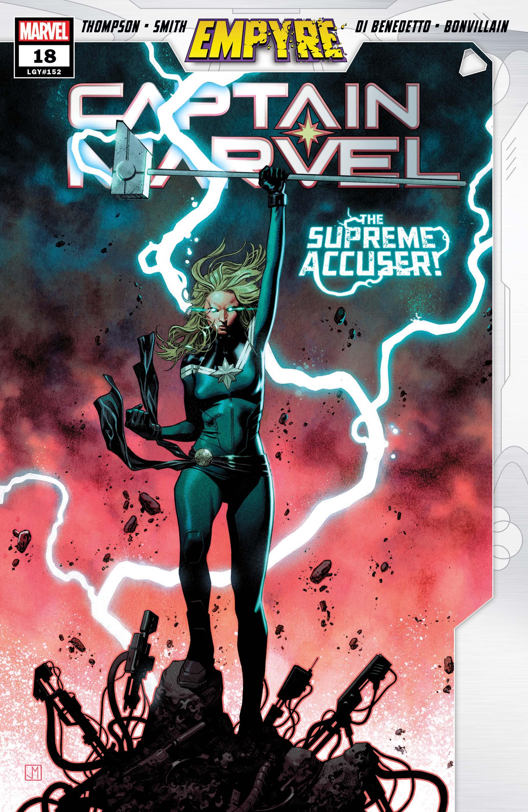 Captain Marvel (2019) #18