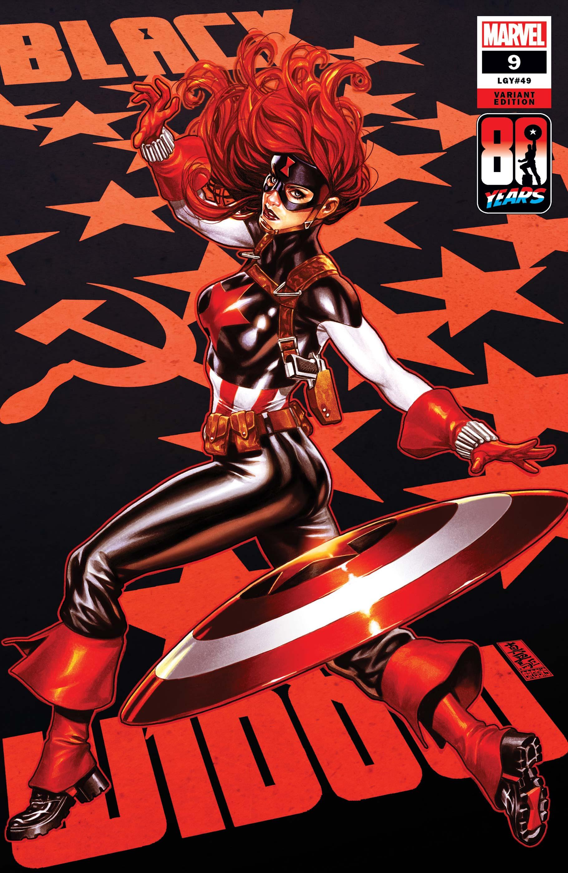 Black Widow (2020) #9 (Variant)