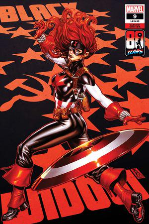 Black Widow #9  (Variant)