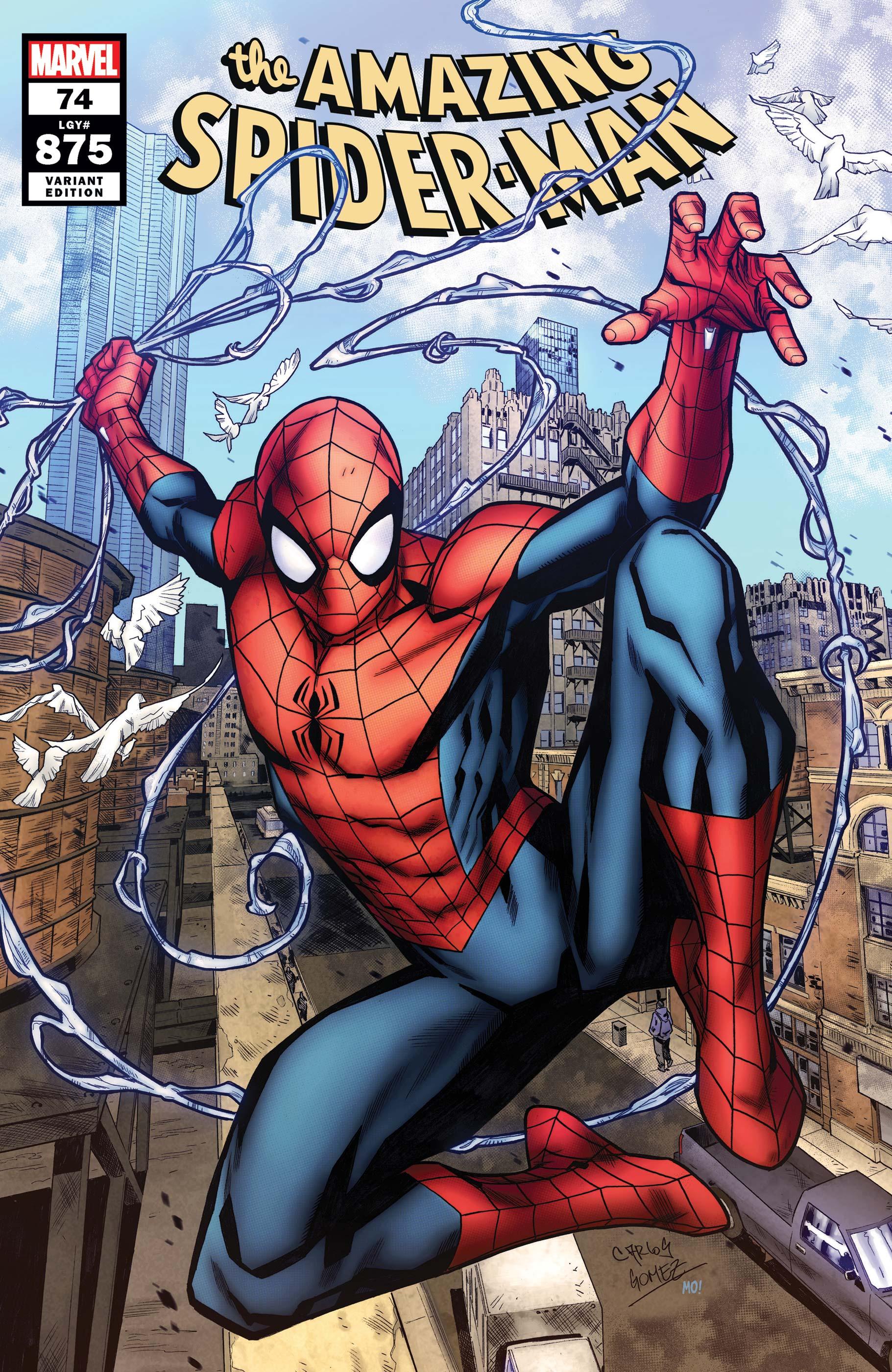 The Amazing Spider-Man (2018) #74 (Variant)