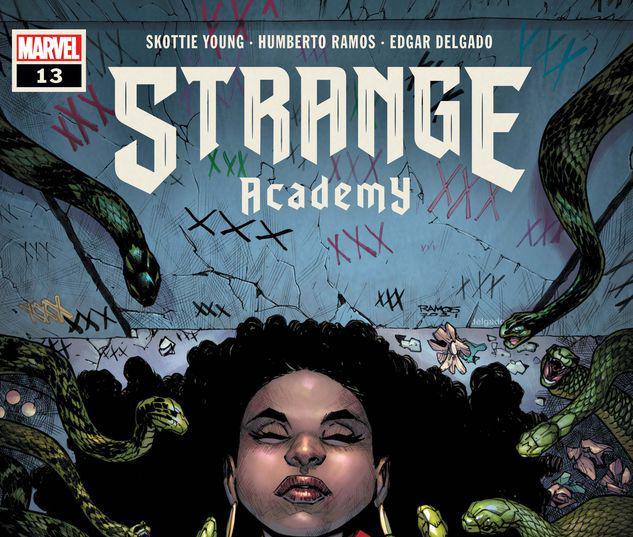 Strange Academy #13