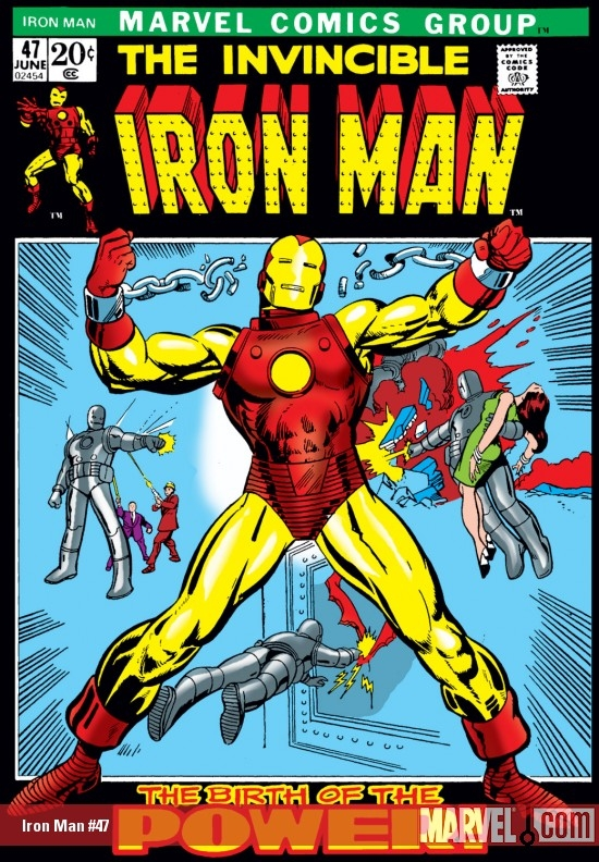 Iron Man (1968) #47