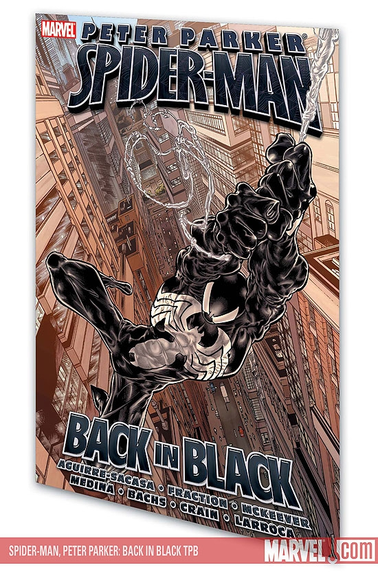 Spider-Man, Peter Parker: Back in Black (Trade Paperback)