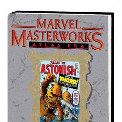 MARVEL MASTERWORKS: ATLAS ERA TALES TO ASTONISH VOL. 2 HC #0