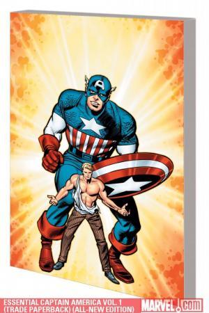 Essential Captain America Vol. 1 (2010 - Present)