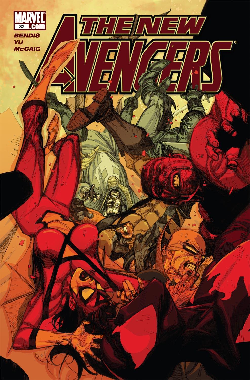 New Avengers (2004) #32