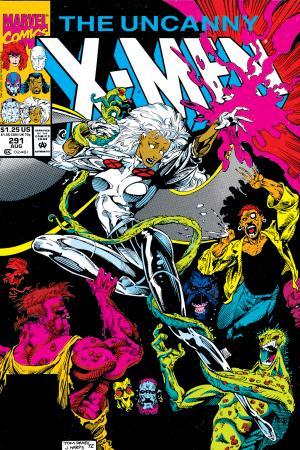 Uncanny X-Men (1963) #291
