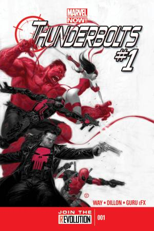 Thunderbolts #1