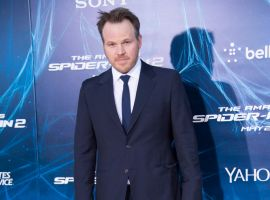 Marc Webb at the New York Premiere of Amazing Spider-Man 2