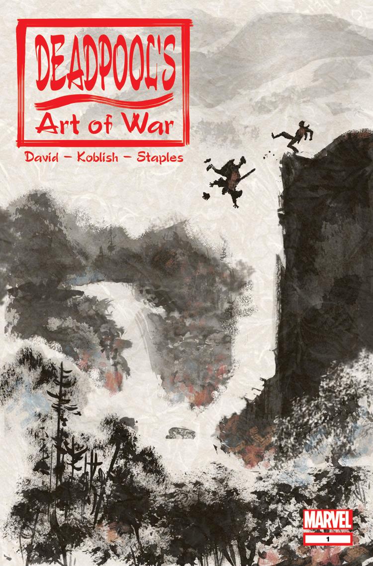 Deadpool's Art of War (2014) #1