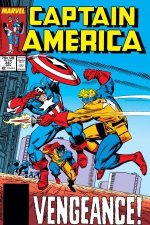 Captain America (1968) #347