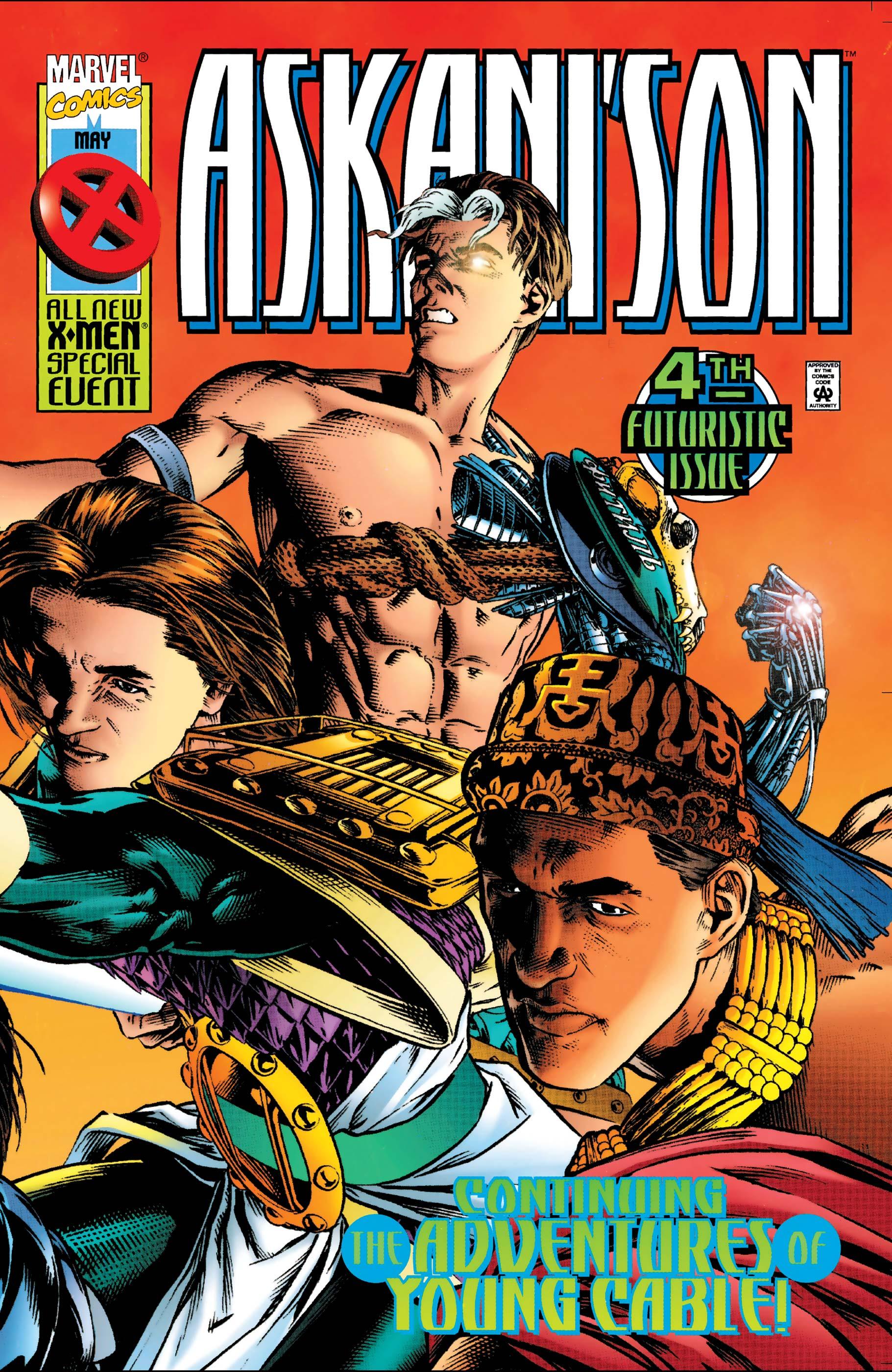 Askani'son (1996) #4