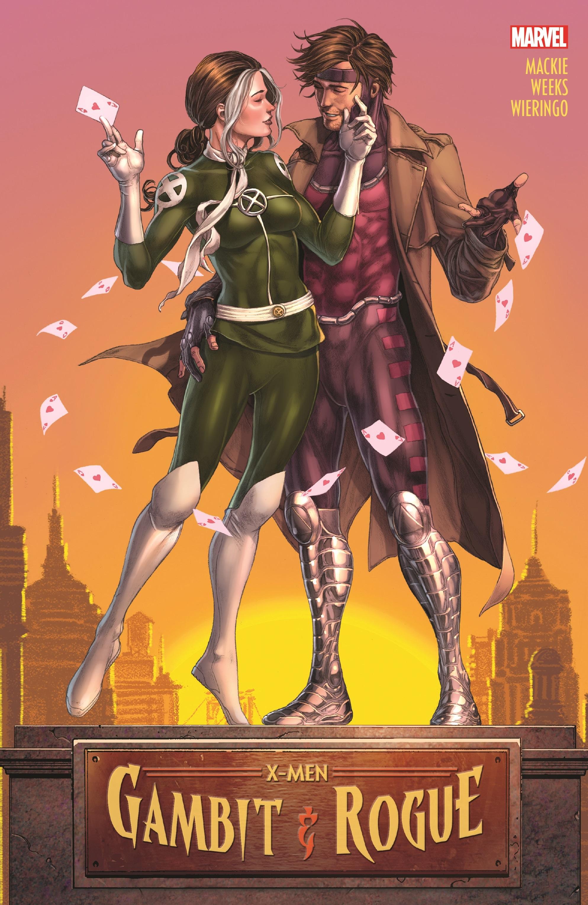 X-Men: Gambit & Ro...