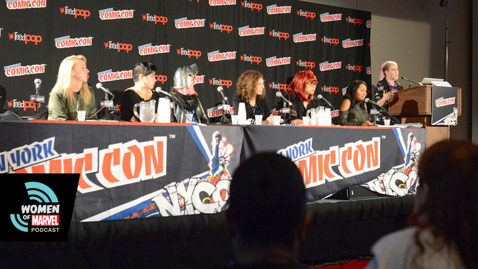 We are LIVE from New York Comic Con!