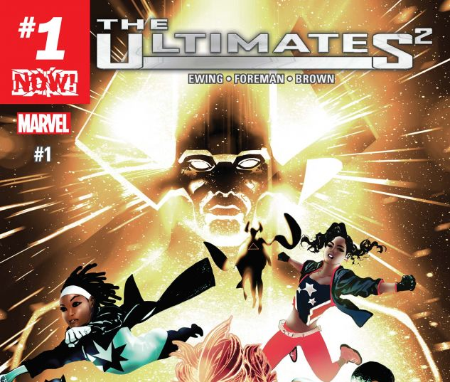 cover from Ultimates (2015) #13