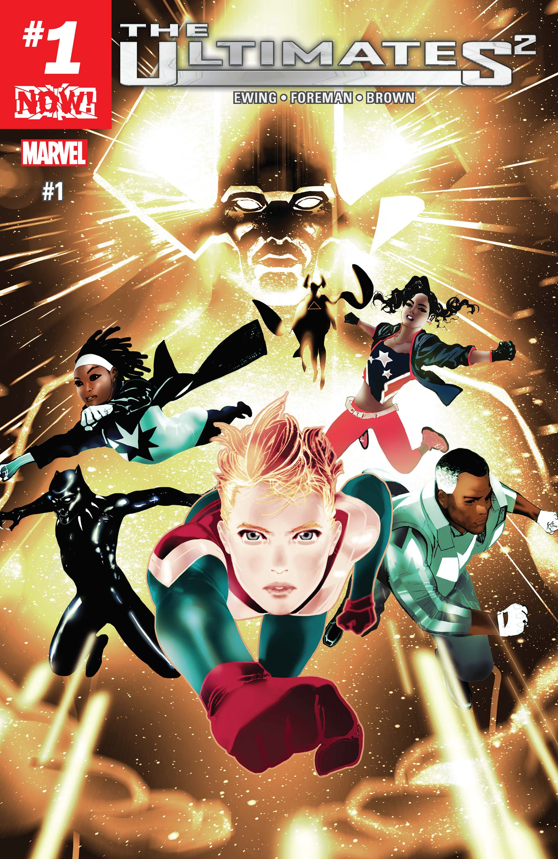 Ultimates 2 (2016) #1