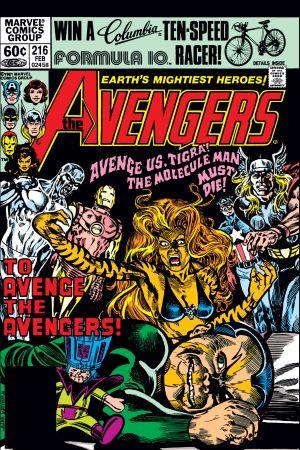 Avengers #216