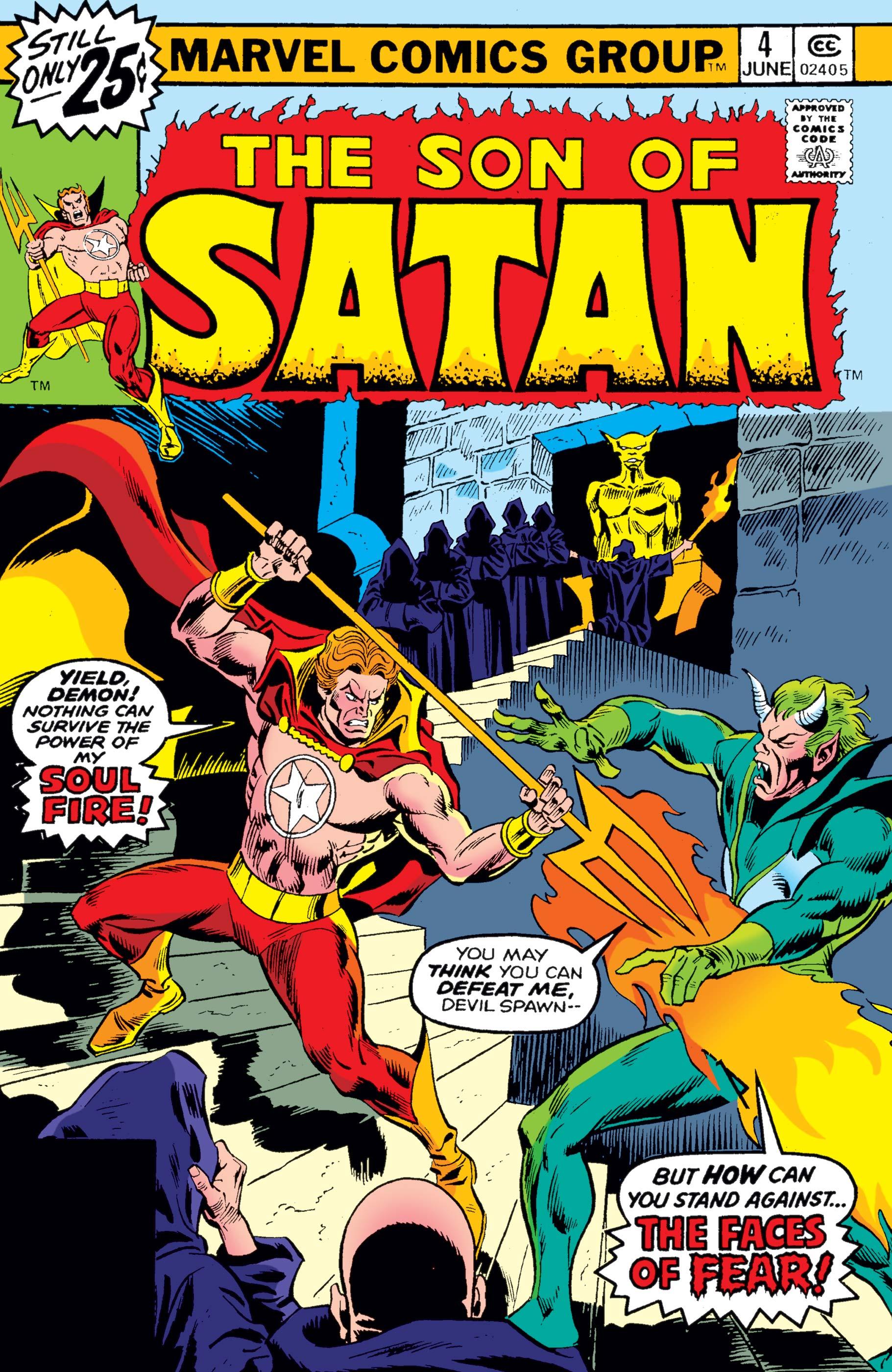 Son of Satan (1975) #4