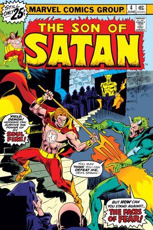 Son of Satan #4