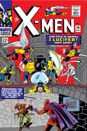 Uncanny X-Men (1963) #20