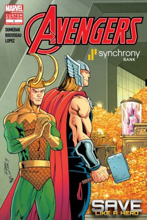 Avengers: Saving is a Smash! (2017)