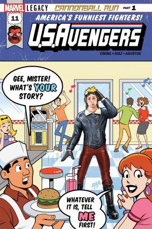 U.S.Avengers #11