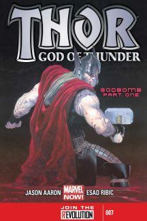 Thor: God of Thunder (2012) #7