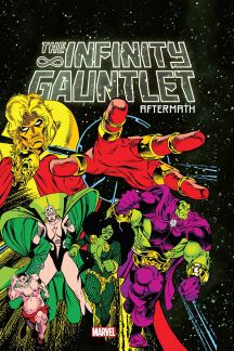 Infinity Gauntlet Aftermath (Hardcover)