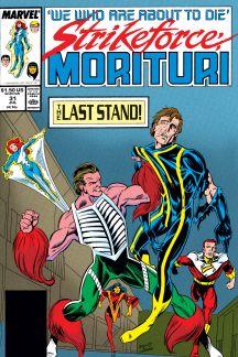 Strikeforce: Morituri #31