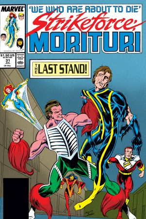 Strikeforce: Morituri #31