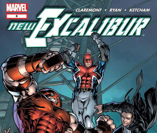 NEW EXCALIBUR (2005) #6