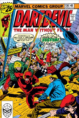 Daredevil #136