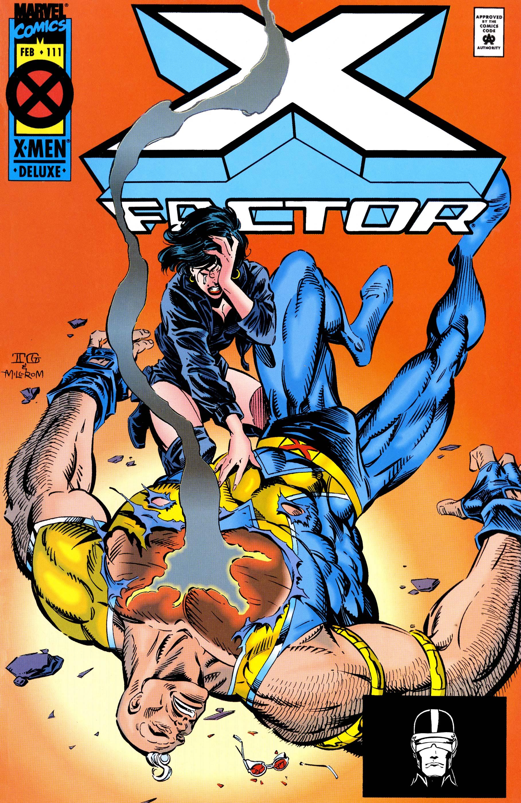 X-Factor (1986) #111
