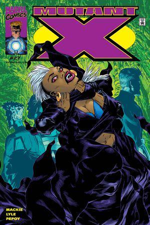 Mutant X (1998) #27