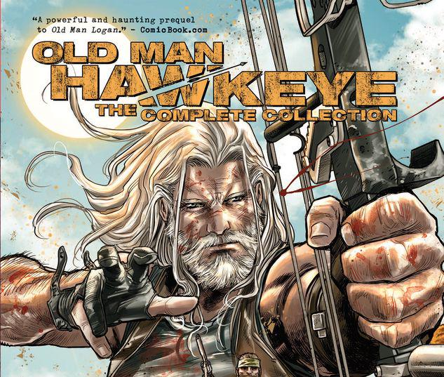 OLD MAN HAWKEYE: THE COMPLETE COLLECTION TPB #1