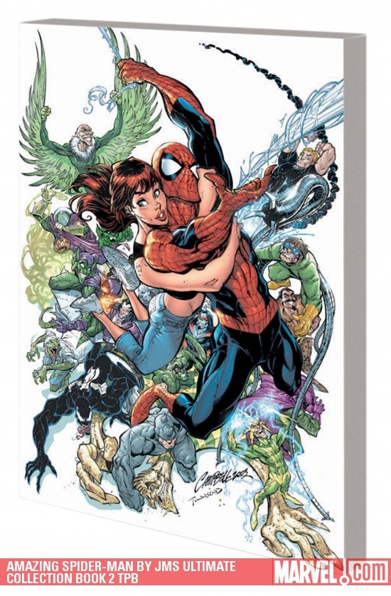 Amazing Spider-Man by JMS Ultimate Collection Book 2 (Trade Paperback)