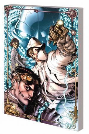 X-MEN: X-CLUB TPB (Trade Paperback)
