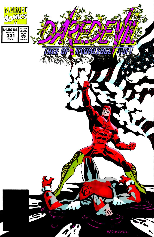 Daredevil (1964) #331