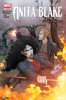 Anita Blake, Vampire Hunter: Guilty Pleasures #11