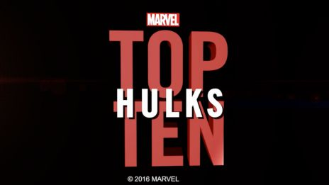 Marvel Top 10 Hulks