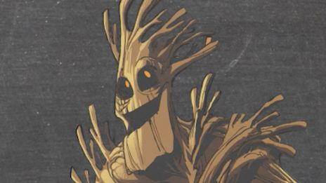 Walking, Talking Tree – Groot – Marvel 101