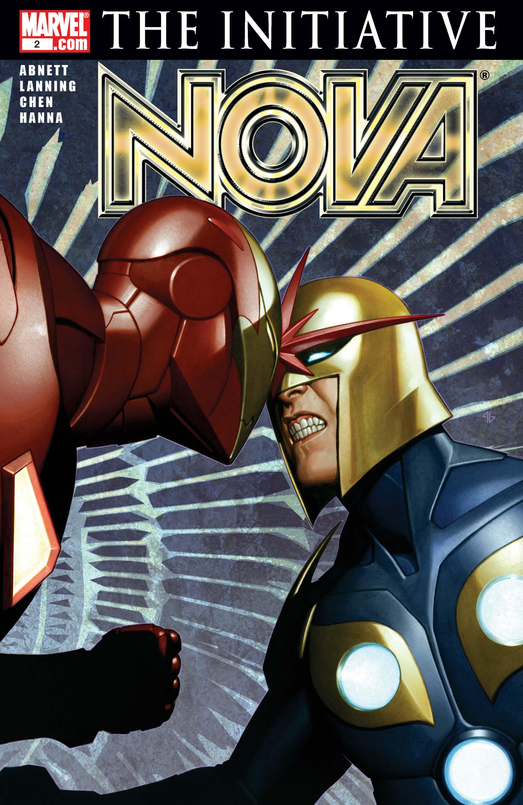 Nova (2007) #2