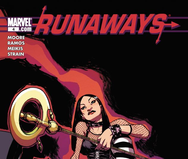 runaways (2008) #4
