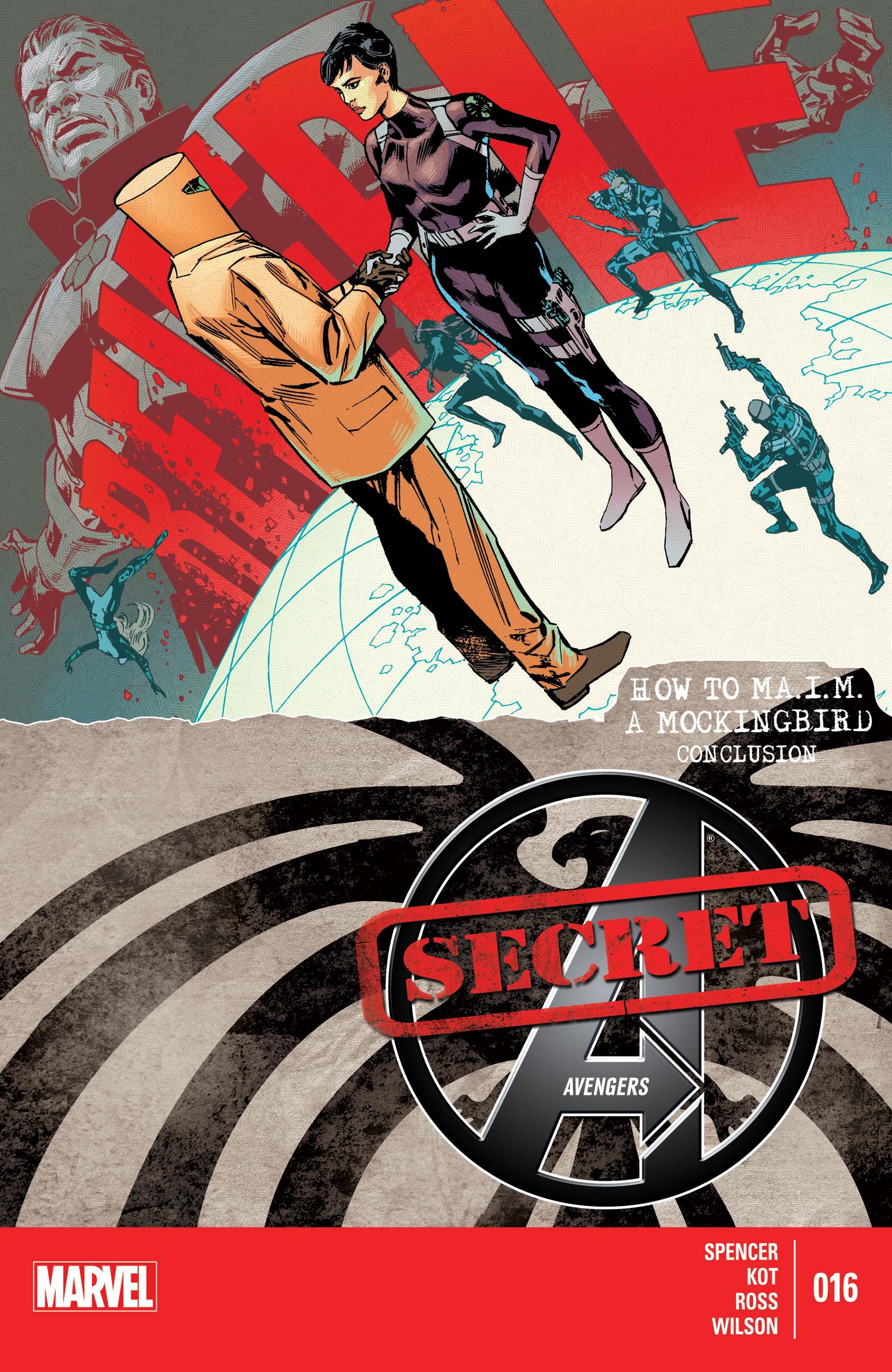 Secret Avengers (2013) #16