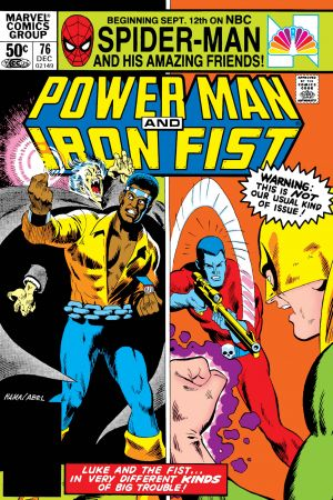 Power Man and Iron Fist (1978) #76