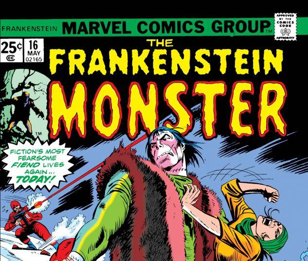 Frankenstein (1973) #16